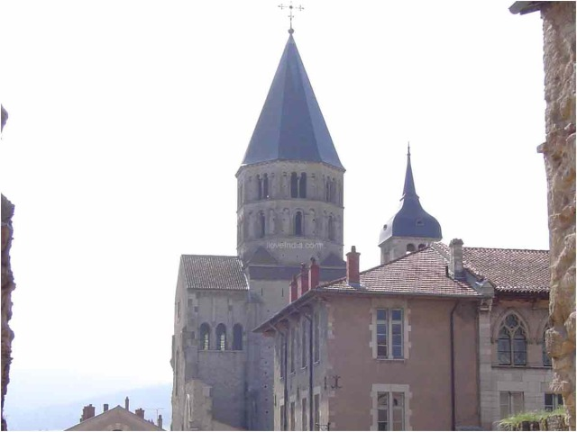 Cluny Abbey France