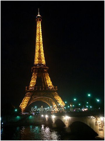 Eiffel Tower Fun Interesting Facts