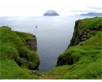 Stóra Dímun, Faroe Island