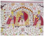 Madhubani Art & Paintings