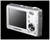 Samsung L83T Camera