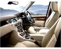 Tata Land Rover SUV
