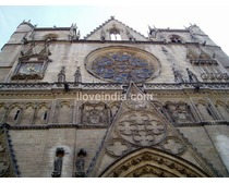 St. Jean Cathedral Lyon France