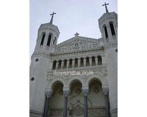 Basilica Notre-Dame de Fourviere Lyon