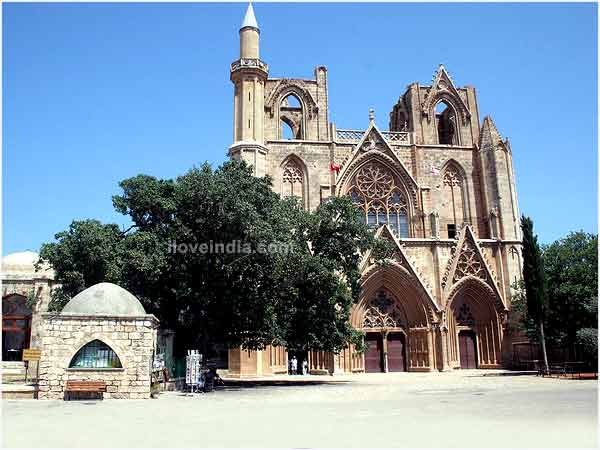 Northern Cyprus, Nicosia