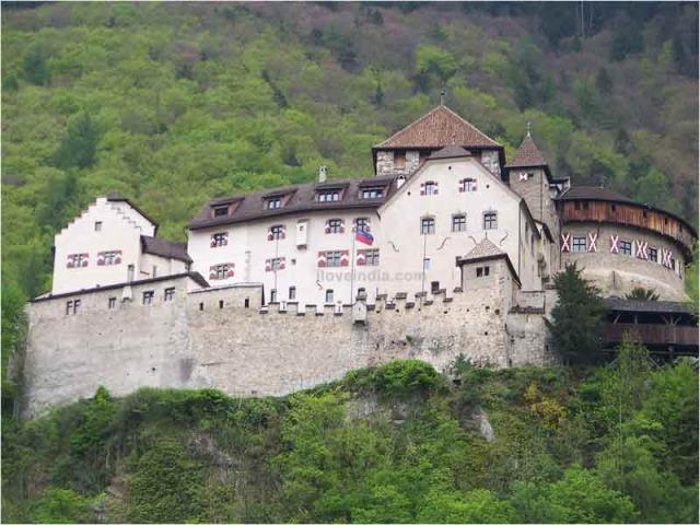 Vaduz Castle, Vaduz