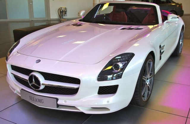 Types Of Mercedes - Different Kinds Of Mercedes Cars