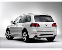 Volkswagen Touareg India